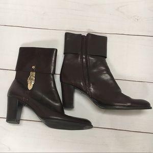 NWOT Black Etienne Aigner Boots